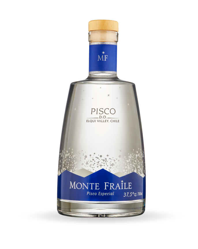 MONTE FRAILE 37.5° TRANSPARENTE